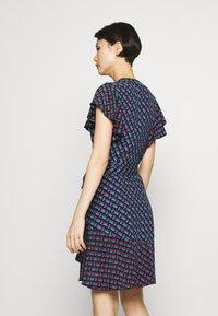 Diane von Furstenberg - AVAYA - Sukienka letnia - black - 2