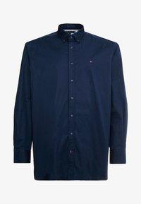 Tommy Hilfiger - STRETCH - Shirt - blue - 4