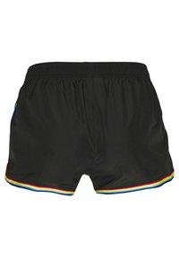 Calvin Klein Swimwear - PRIDE EDIT - Spodní díl bikin - black - 5