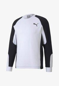 Puma - EVOSTRIPE - Sweatshirt - white - 3
