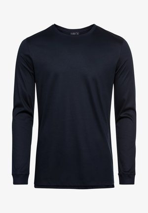 M-PARO-L - Long sleeved top - navy