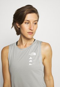 The North Face - GLACIER TANK  - Top - mottled grey - 3