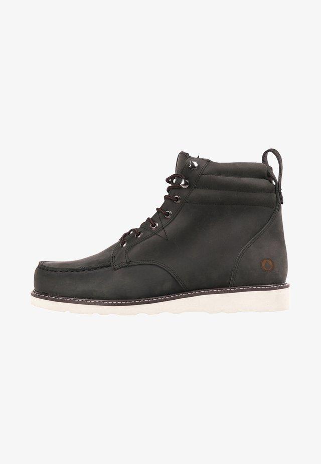Chaussures bateau - grey