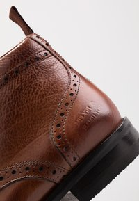 Melvin & Hamilton - FREDDY - Smart lace-ups - remo tan - 5