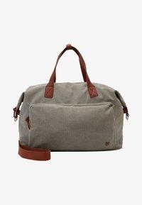 Pier One - UNISEX - Weekend bag - grey - 1