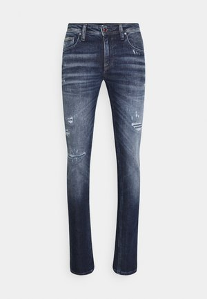 PAUL SUPER SKINNY  - Slim fit jeans - blu denim