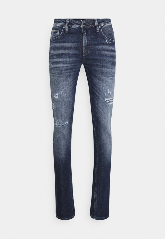 PAUL SUPER SKINNY  - Jeans slim fit - blu denim