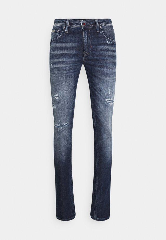 PAUL SUPER SKINNY  - Slim fit jeans - blu denim