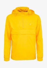 Urban Classics - Waterproof jacket - chrome yellow - 0
