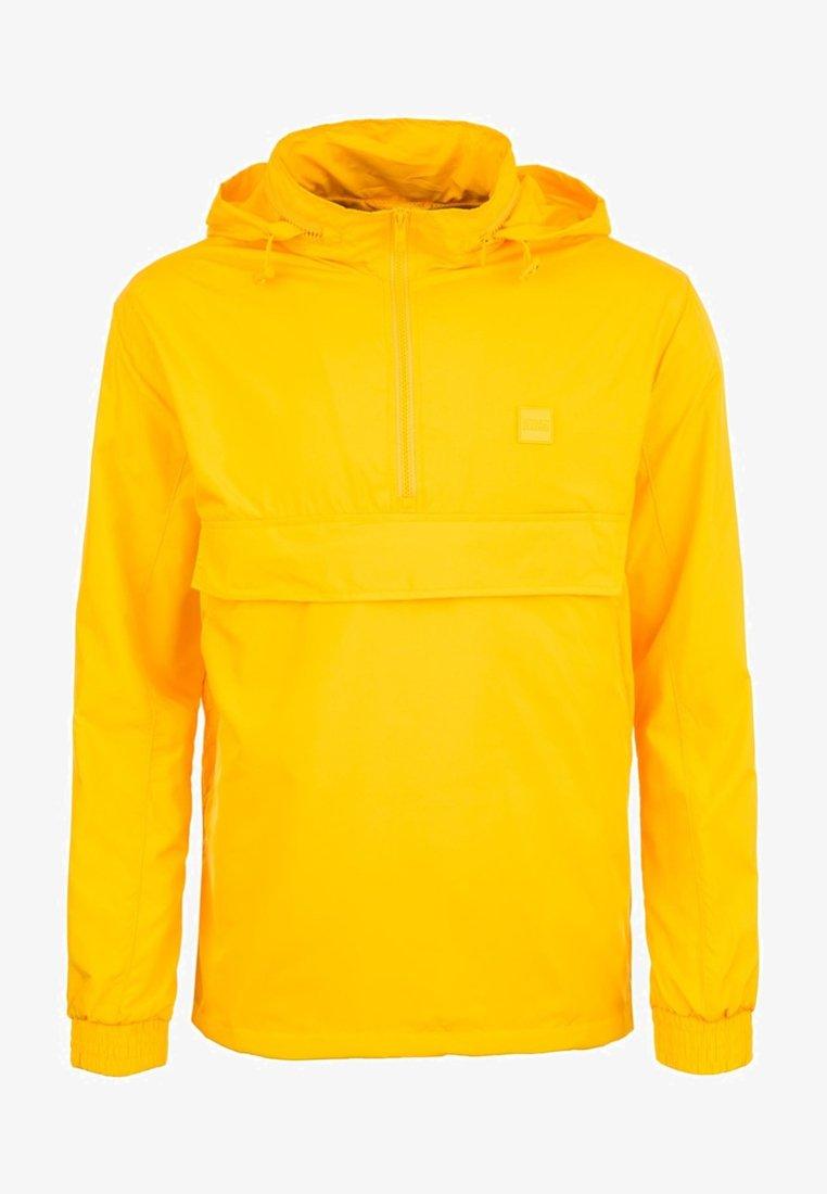 Urban Classics - Waterproof jacket - chrome yellow