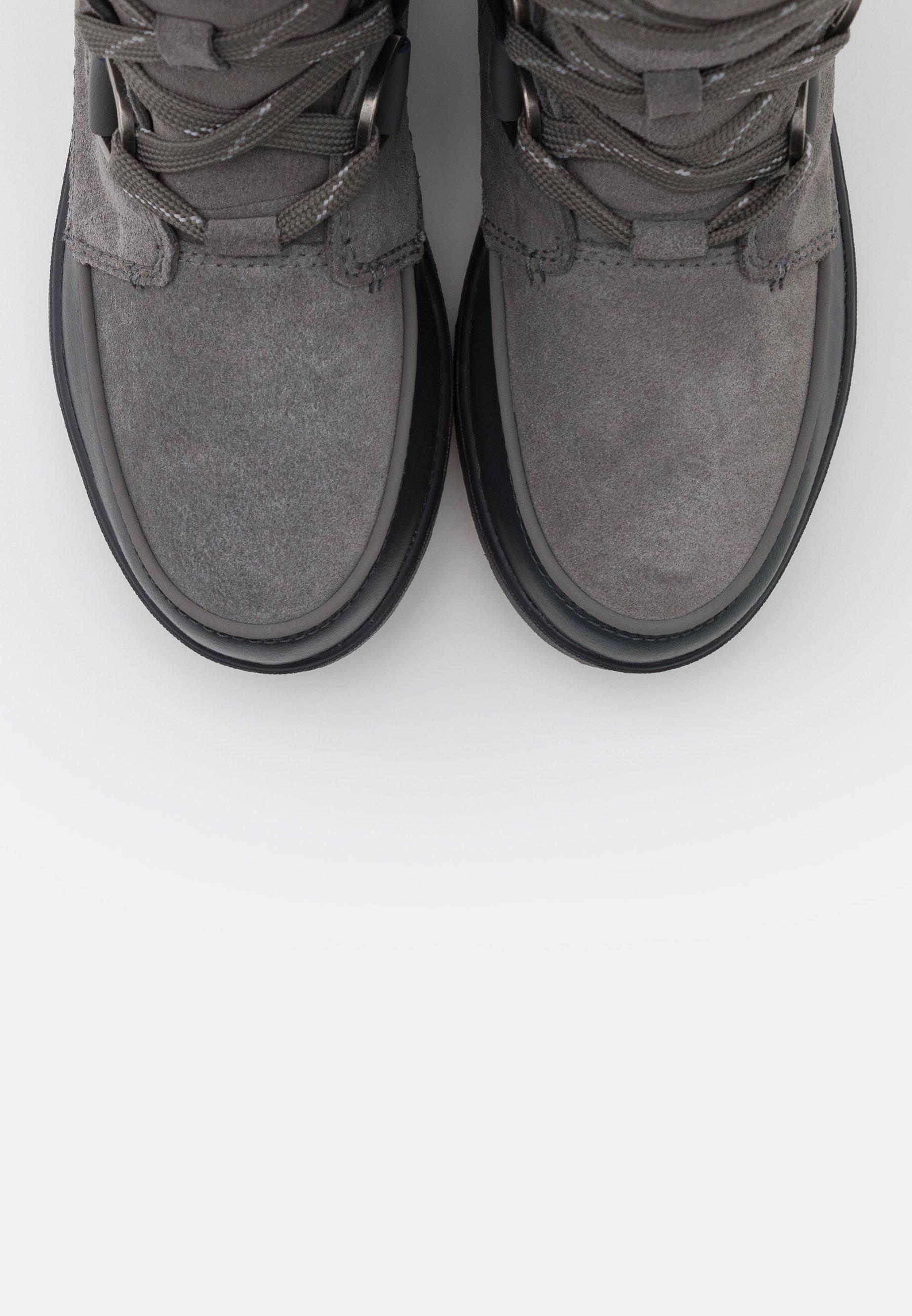 Women TORINO II TALL - Winter boots - grey