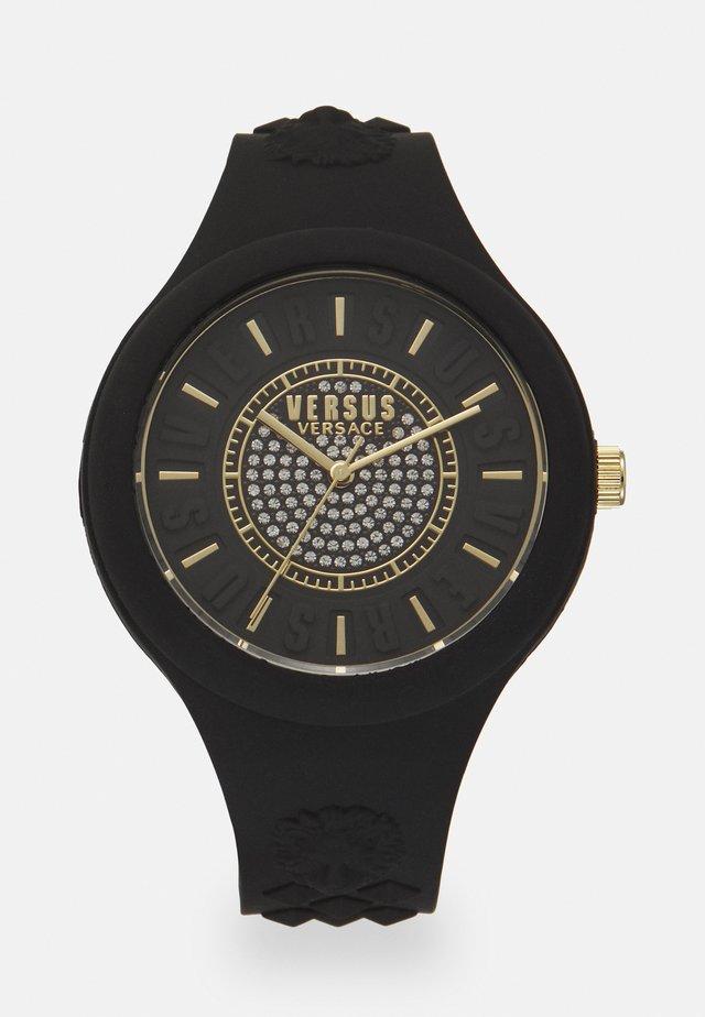 FIRE ISLAND - Reloj - black