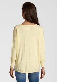 Blaumax - JOLINA - Jumper - yellow - 1