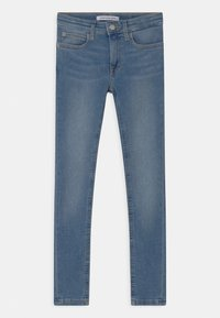 Calvin Klein Jeans - SUPER SKINNY  - Jeans Skinny Fit - blue - 0
