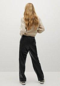 Mango - MA - Trousers - black - 2
