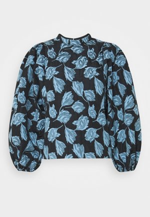 HARRIET BLOUSE - Blouse - blue