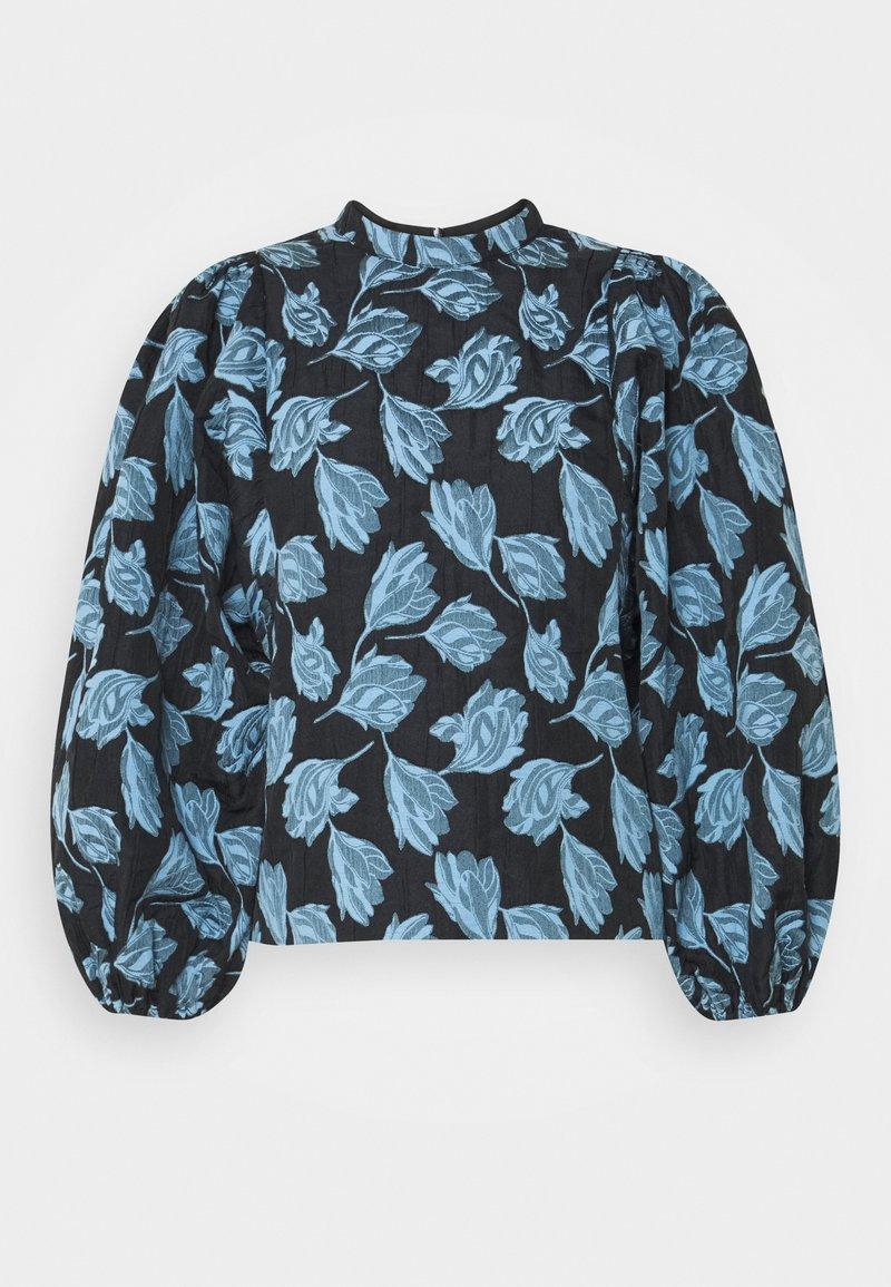 Samsøe Samsøe - HARRIET BLOUSE - Bluser - blue