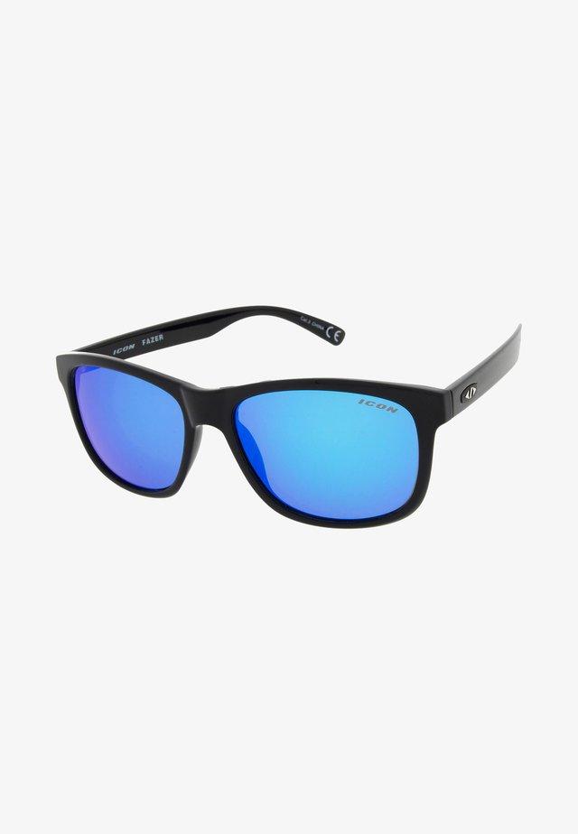 FAZER - Sports glasses - black