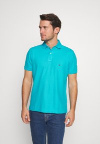 Tommy Hilfiger - REGULAR - Polo shirt - green - 0