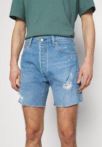 Levi's® - 501®93 - Jeans Shorts - indigo eyes - 3