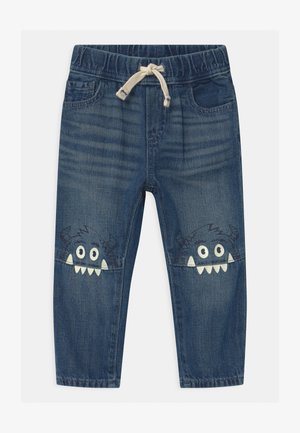 TODDLER BOY - Jeans baggy - blue denim