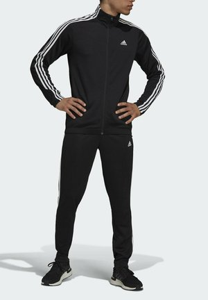 SET - Træningssæt - black/white