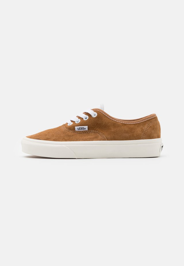 AUTHENTIC - Sneakers basse - brown sugar/snow white