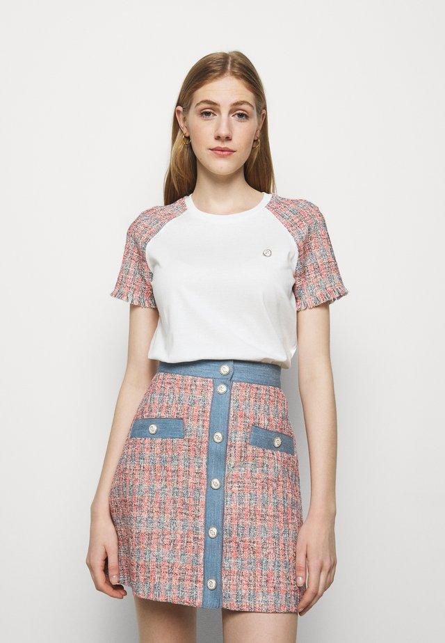 TWEEDY - T-shirts print - ecru