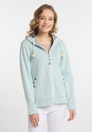 Outdoor jacket - pastellmint