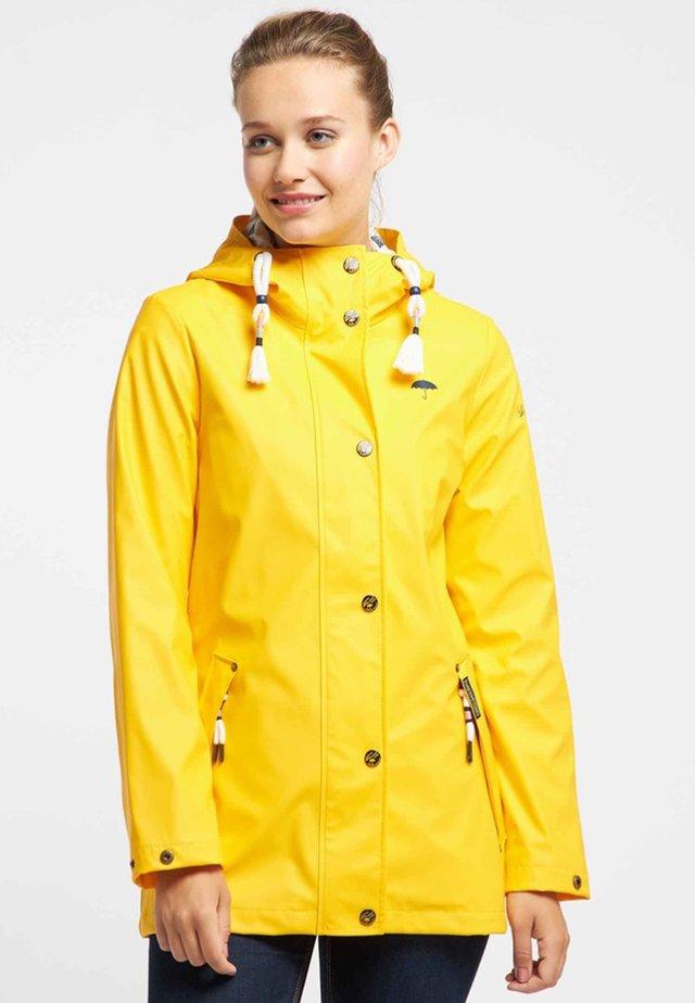 Parkaer - yellow