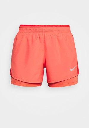 10K SHORT - Sports shorts - magic ember/chile red/magic ember/wolf grey