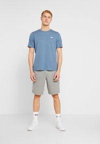 Kappa - GRENNER - Print T-shirt - dark blue - 1