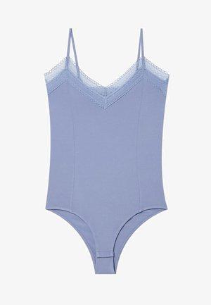 Toppi - light blue
