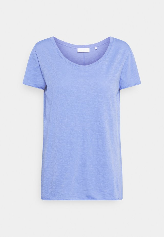 SLUB - T-shirt basic - sky blue