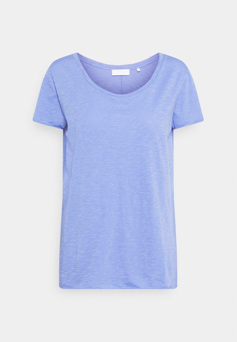 Rich & Royal - SLUB - Basic T-shirt - sky blue