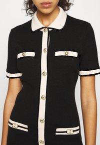 maje - RAVENY - Jumper dress - noir - 5