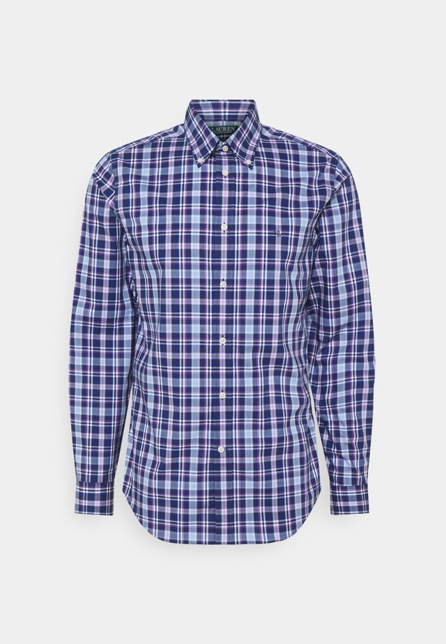 LONG SLEEVE SHIRT - Formal shirt - puprle