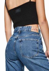 Pepe Jeans - DUA LIPA X PEPE JEANS - Straight leg jeans - denim - 4