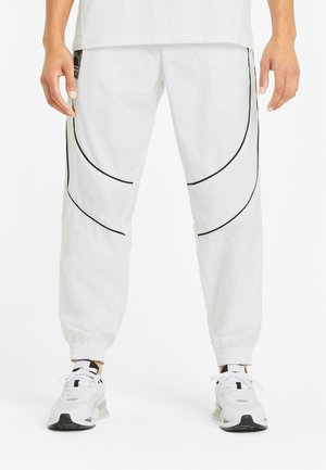 AVENIR  - Tracksuit bottoms - white