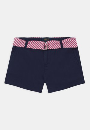 SOLID  - Shorts - newport navy