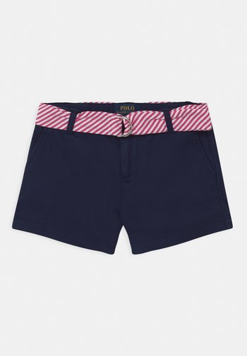 SOLID  - Shorts - newport navy