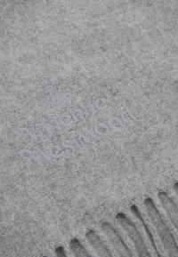 Vivienne Westwood - SCARF UNISEX - Scarf - light grey - 4