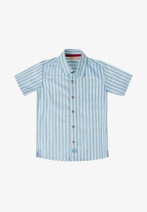 Camisa - white, light blue