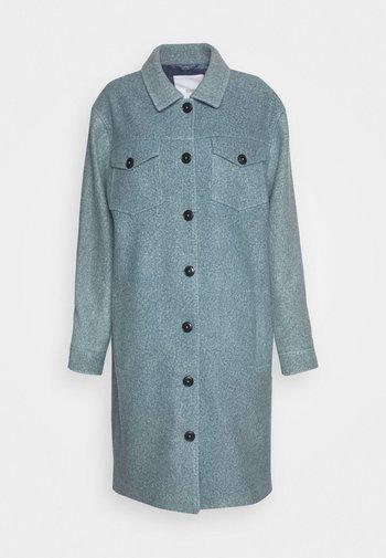 RITA - Klasický kabát - archive blue