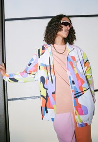 adidas Originals - UNISEX LOVE UNITES - Summer jacket - multicolor - 2
