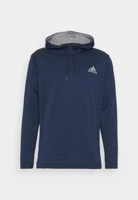 adidas Golf - SPORTS GOLF HOODED  - Fleecetröja - collegiate navy - 3