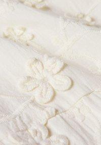 Fabienne Chapot - Button-down blouse - cream white - 4