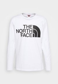 The North Face - STANDARD TEE - Long sleeved top - white - 3