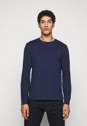 Långärmad tröja - spring navy