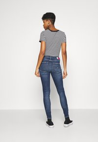 Tommy Jeans - SYLVIA SUPER - Jeans Skinny Fit - lund dark blue - 2